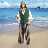 Pirate Vest - costumesandcollectibles