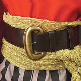 Pirates Sash - Gold