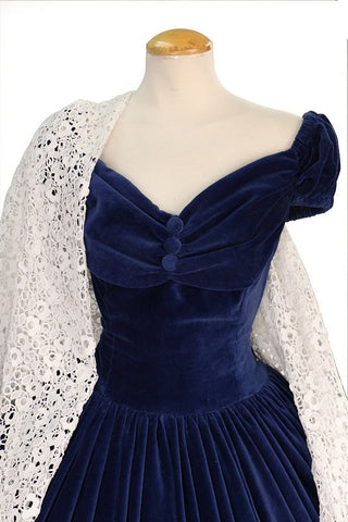 Gone with the Wind - Portrait Gown