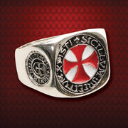 Ring of Knights Templar - Costumes and Collectibles