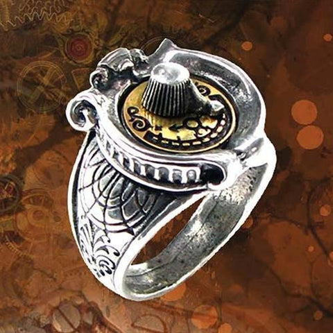 Feromonic Field Detector Ring - costumesandcollectibles
