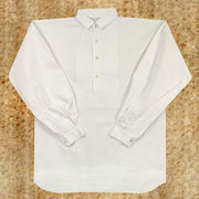 Pleated Front Dress Shirt