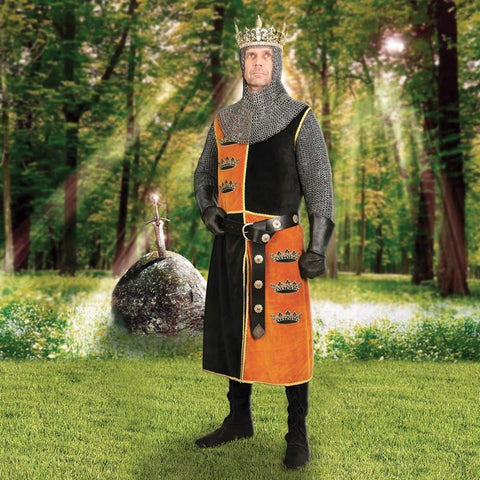Arthur Pendragon Tunic - Costumes and Collectibles