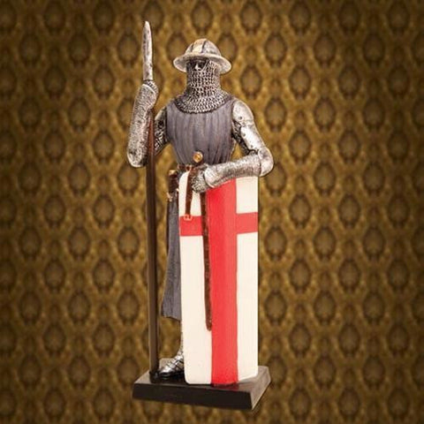 Crusader Man-At-Arms Statue - costumesandcollectibles