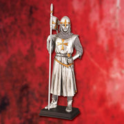 Early Templar Knight Statue - costumesandcollectibles