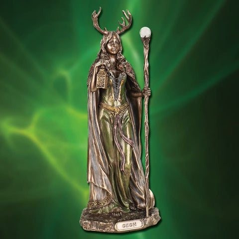 Elen of The Ways Statue - costumesandcollectibles