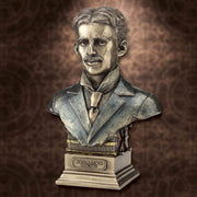 Nikola Tesla Bust - Costumes and Collectibles