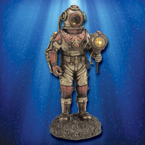 The Ghost of Captain Nemo Statue - Costumes and Collectibles