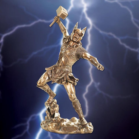 Thor God of Thunder Statue