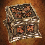 Steampunk Trinket Box - costumesandcollectibles