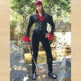 Stretch Velour Pants - Costumes and Collectibles