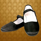 Lady Jane Silk Shoes