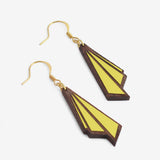 LEMON HUÎTRE DROP EARRINGS - Materia Rica - Blog And Buy Sale Shop