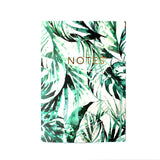 PARADISE PALMS GREEN A6 NOTEBOOK | Nikki Strange | BlogAndBuySale Shop