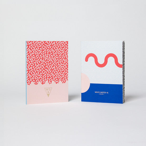 SUPER SPRINKLES NOTEBOOK | Sketch Write & | Blog And Buy Sale Shop