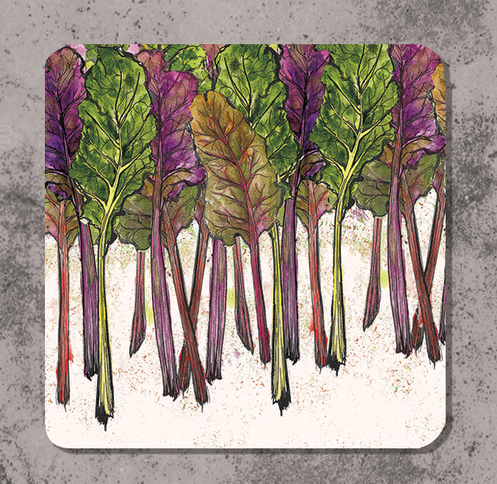 Chard Placemat