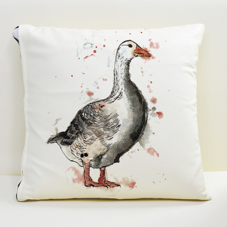 Goose Cushion Cover