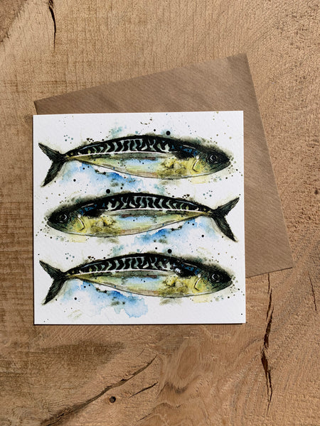 Pack of 5 Greeting Cards - Coastal