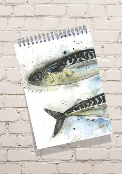 Mackerel Notepad