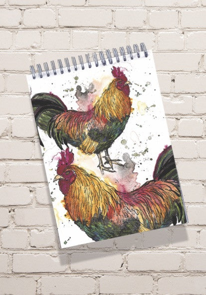 Cockerel Notepad