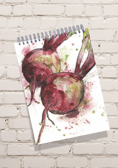 Beetroot Notepad