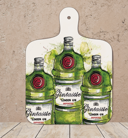 Gintastic Chopping Board