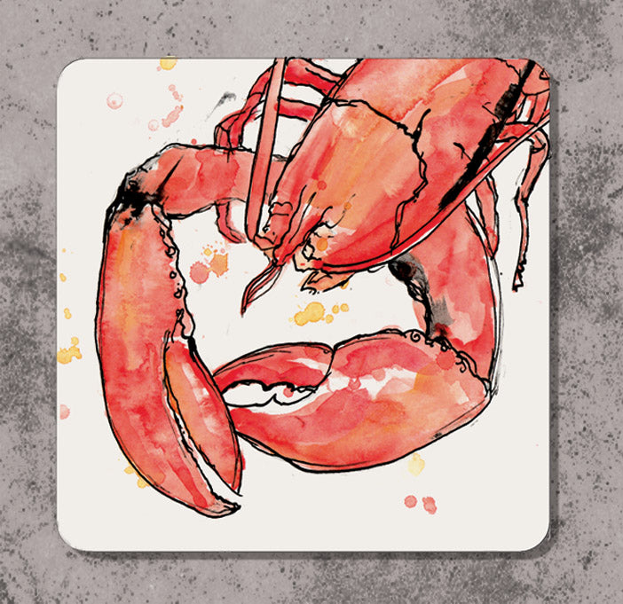 Red Lobster Coaster