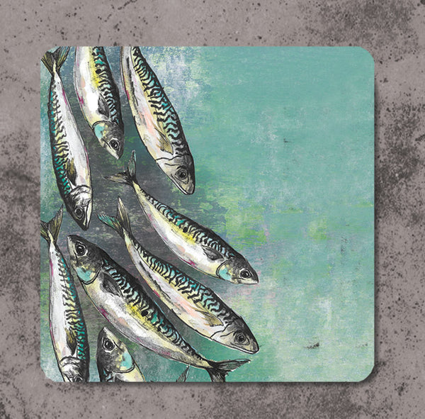 Mackerel Shoal Placemat
