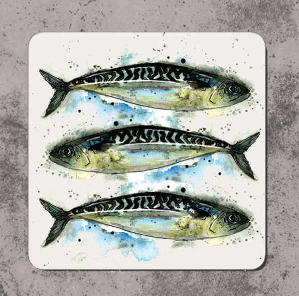 Mackerel Coaster