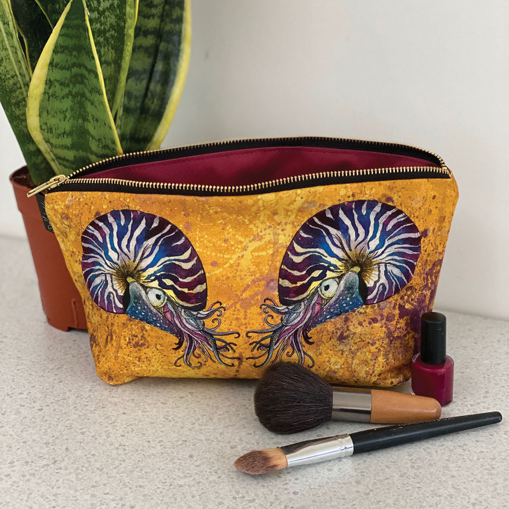Nautilus Cosmetic Bag