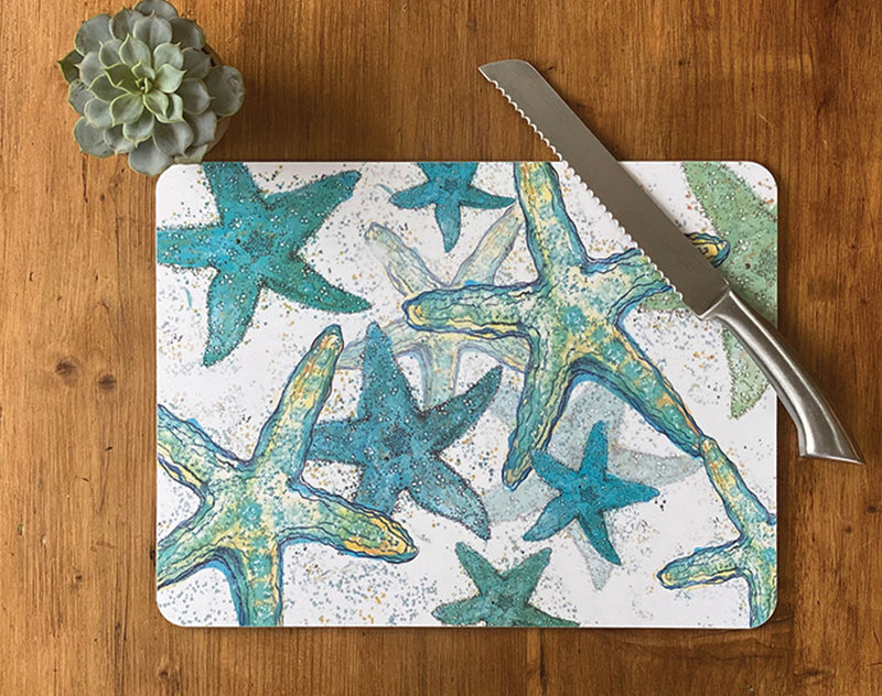 Large Starfish Centre Table Mat