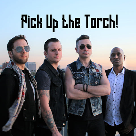 #ALBUM PREORDER: Pick Up the Torch CD (2 in 1 Deal)