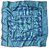 Scarf - Judgement Of Paris Scarf Blue