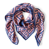 Scarf - Judgement Of Paris Scarf Pink