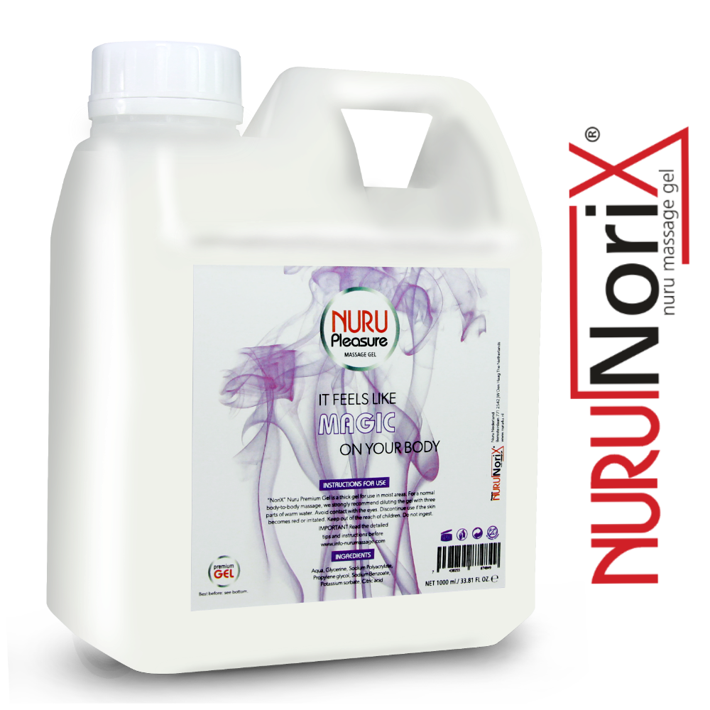 Nuru Gel Premium 1000ml