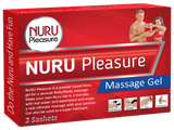 Nuru Pleasure Powder Gel 9 Sashet