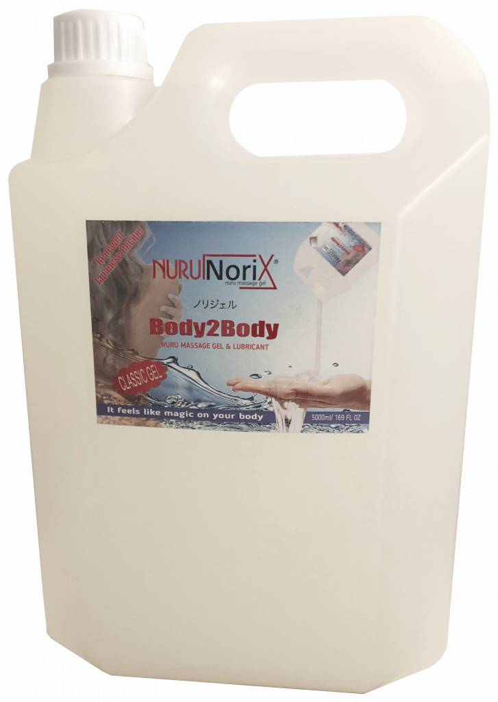 Nuru Gle Classsic 5 Liter Spa Version