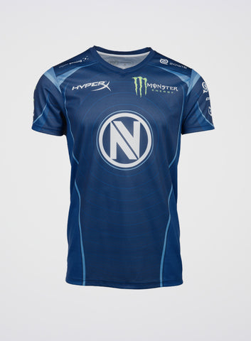 Team Envy Player Jersey Blue