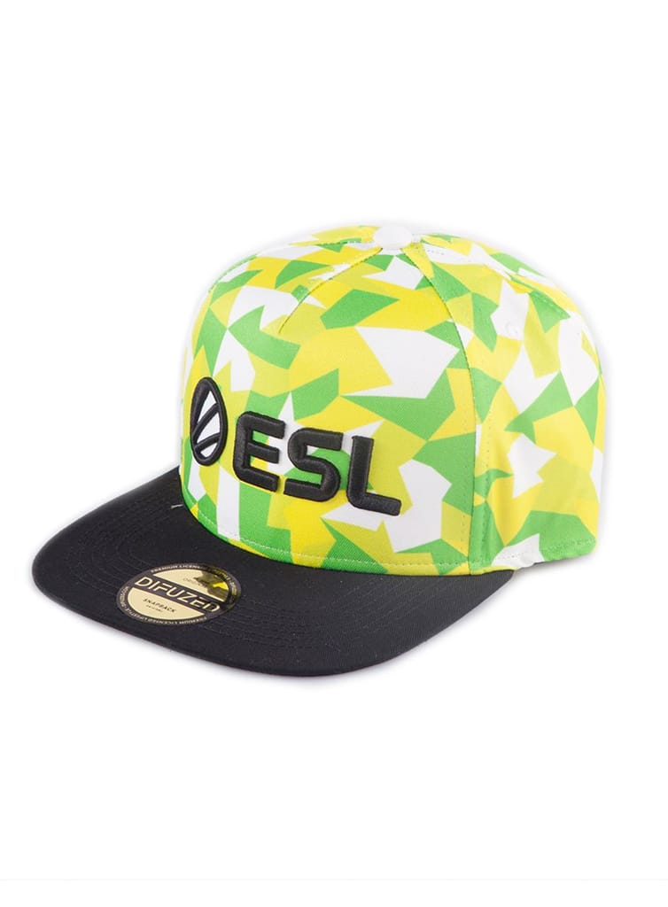 ESL In Color Snapback by Difuzed