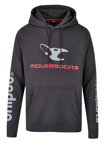 Mousesports x Snipes Hoodie Anthracite