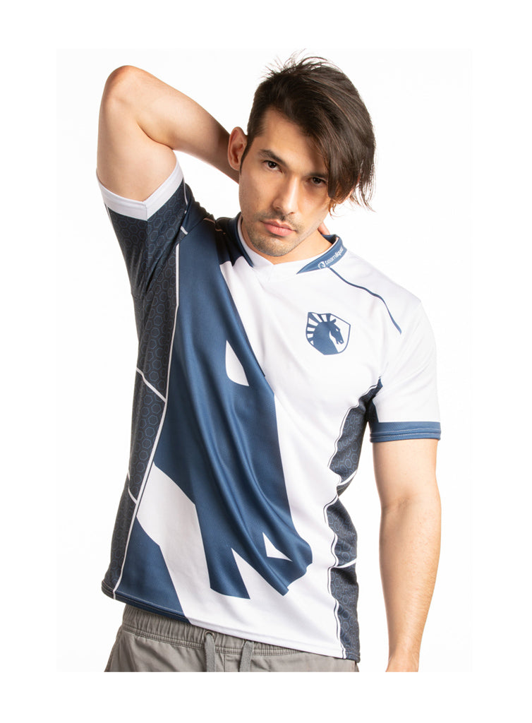 Team Liquid Player Jersey 2019 Blue hexa