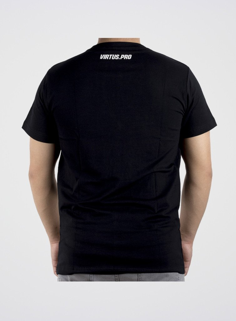 Virtus.Pro Casual T-shirt Black