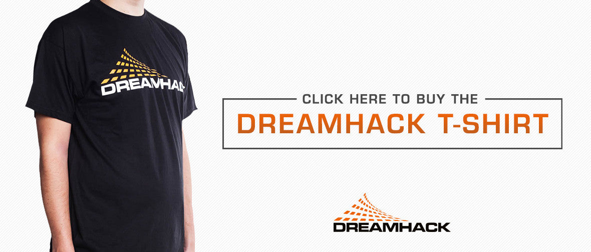 Get Your DreamHack T-Shirt