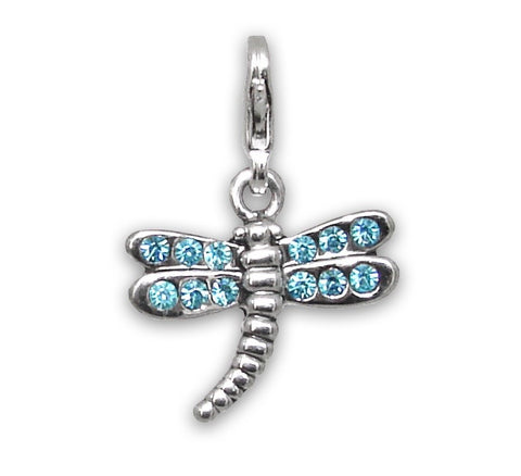 Clasp Charms - Blue Colour Varieties - Crafters Market