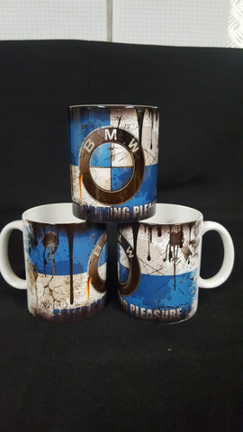 Branded BMW Mug - Crafters Market