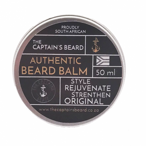 Beard Balm Original 50ml - Crafters Market