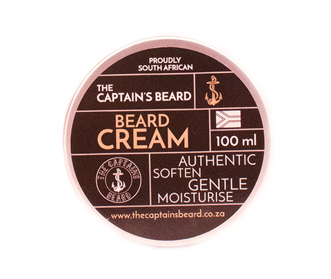 Beard Cream 100ml - Crafters Market