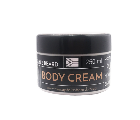 Body Cream 250ml - Crafters Market