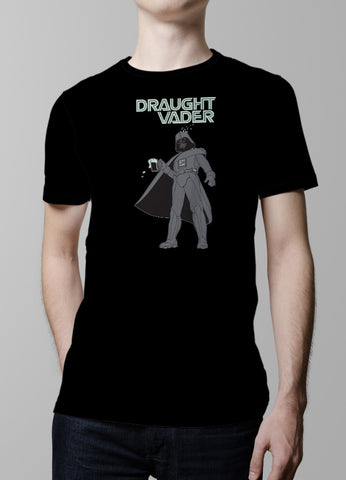 Draught Vader T-Shirt - Crafters Market