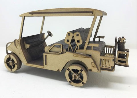 Golf Cart Kit - Crafters Market